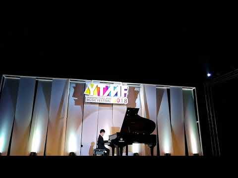 YAMAHA THAILAND MUSIC FESTIVAL 2018 #YTMF & Happy Bright07