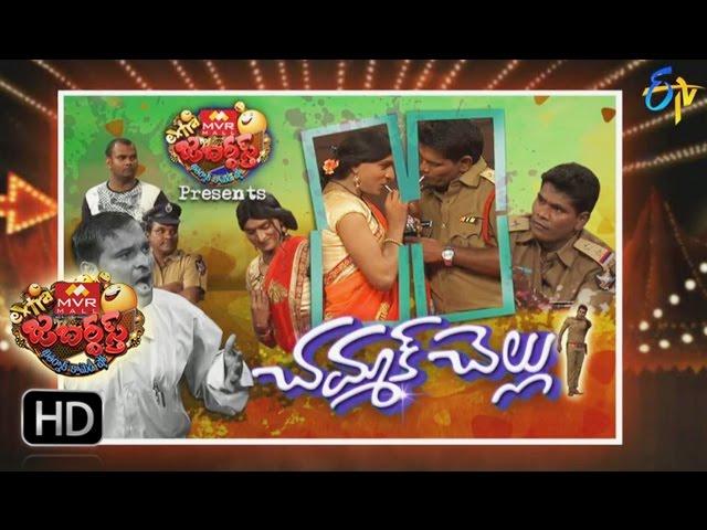 Extra Jabardasth  21st April  2017   Full Episode   ETV Telugu