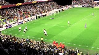 Video Gol Pertandingan Valencia CF vs Basel