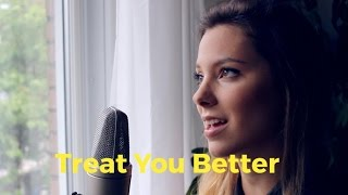 Treat You Better - Shawn Mendes | Romy Wave (piano cover)