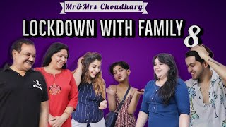 Lockdown With Family (Part-8) | Vivek Choudhary Ft. Khushi Punjaban | Choudhary Family