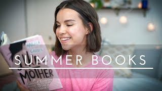 3 Books You Should Read This Summer | Ingrid Nilsen