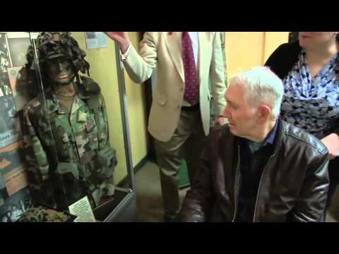 The US Army 7th Infantry Div Historical Exhibit Opens at Fort Lewis