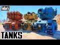 Fallout 4 TANK COMPANION Army Of Tanks Xbox Amp PC AutomatronSDTank Mod mp3