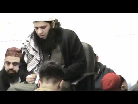Mufti Bilal Syed - Anwaar Ka Aalam Kya Hoga