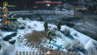 Dragon Age Inquisition PC Max Settings 60fps Gameplay