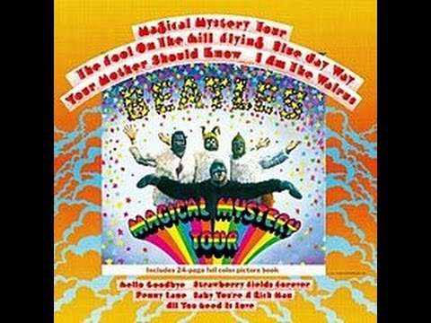 The Beatles: Magical Mystery Tour Songs Ranked