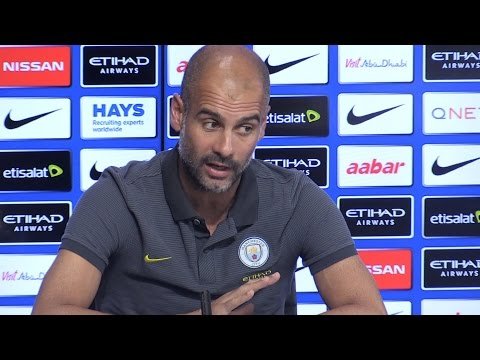 Pep Guardiola Full Pre-Match Press Conference - Swansea v Man City - Confirms Toure Is Frozen Out