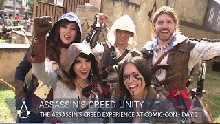 Assassin's Creed: The Experience - Comic-Con Day 2   Ubisoft [NA]