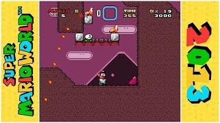 Pink Malace | Super Mario World Hack