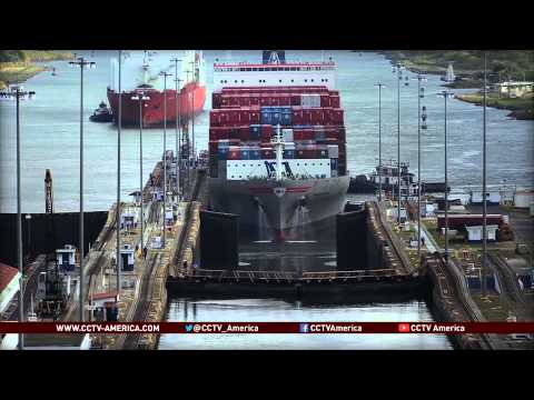 Centennial anniversary of the Panama Canal