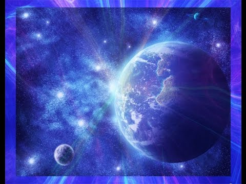 Земля из космоса: завораживающее видео нашей планеты