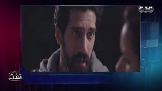 النجم الشاب أحمد مجدي مع منى الشاذلي