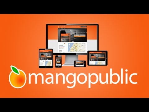 MangoPublic Content Management Driven Web Design, SEO and Adwords Management, Taiwan.