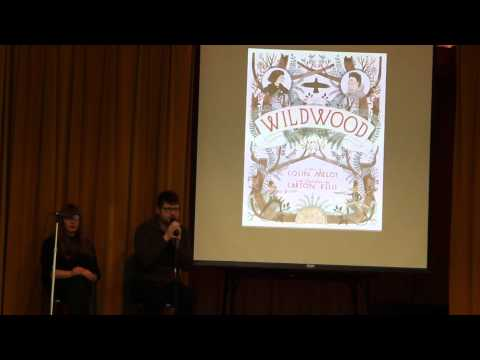 "The Kindezi School gets a visit from the ""Wildwood"" Author & Illustrator"