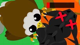 MOPE.IO EAGLE KILLS BLACK DRAGON!! // MOST ANNOYING TROLL EVER (Mope.io Funny Moments)