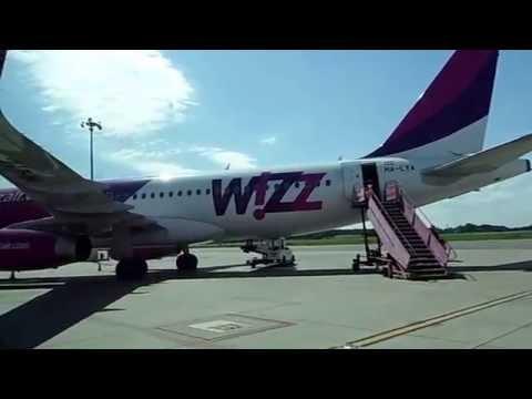 Fast boarding Wizzair