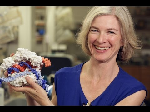 CRISPR-Cas9 gene editing and how it works - with Jennifer Doudna