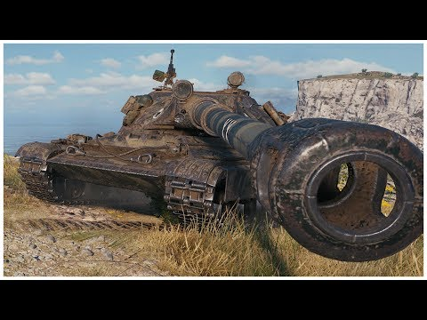 60TP Lewandowskiego – BIG STICK – World Of Tanks