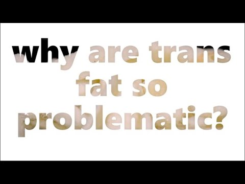 You Might Be Eating Unhealthy Trans Fat Even If You Think You re Not