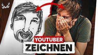 YouTuber ZEICHNEN! (mit Freshtorge)