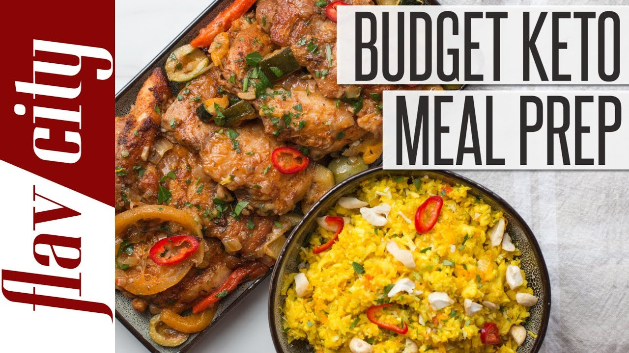 Keto Diet On A Budget – Low Carb Ketogenic Meal Plan