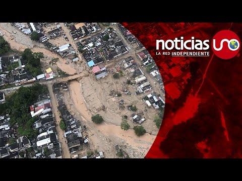 Cronología de la tragedia en Mocoa, miles de habitantes sufren la desaparición de sus familiares