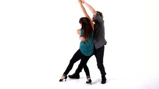 How to Do an Advanced Zouk Dip | Latin Dance