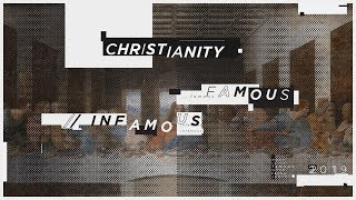 Christianity: Famous of Infamous? (Part 2) - Judgmental or Merciful