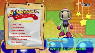 Bomberman Live Battlefest - Build 6080 (Xbox 360)