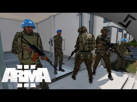 Stealth Raid into Georgetown - ARMA 3 - Spec Ops Campaign 2.0 Episode 5