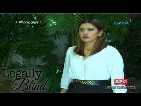 Legally Blind: The evil Charie