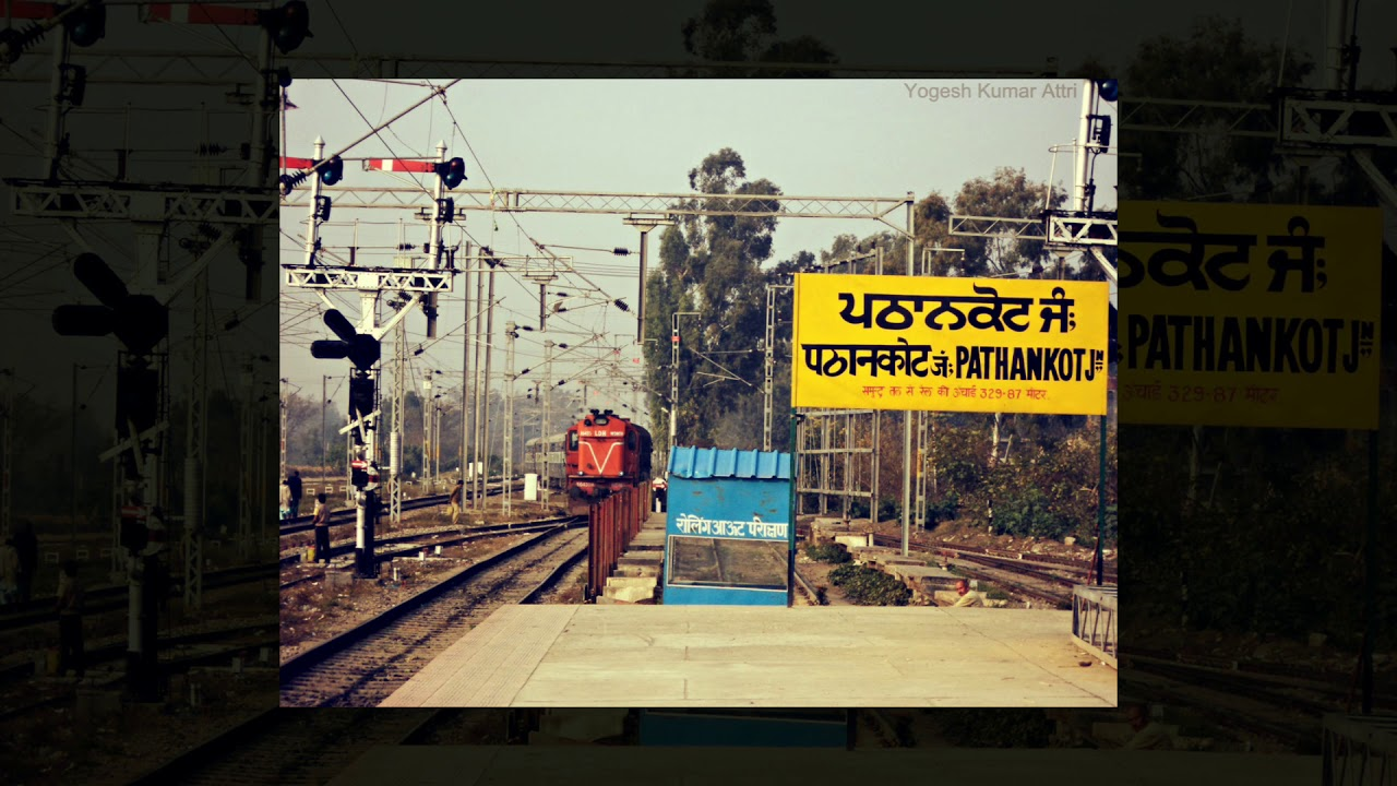pathankot gedi route famous places youtube