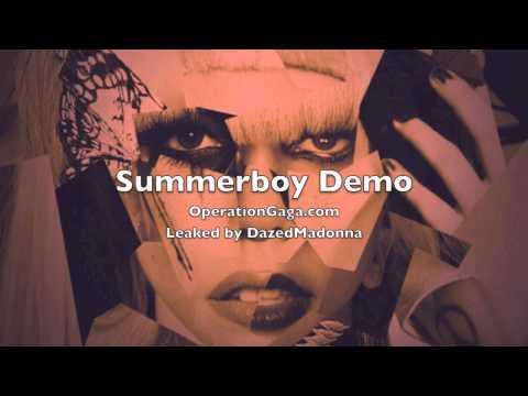 Lady Gaga - Summerboy Demo