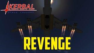 Kerbal Space Program 34 WAR 34 Pt 10 Revenge