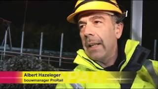 ProRail 'Spanning op het Spoor' Aflevering 4: Schiphol 24 (Amsterdam - Hoofddorp)