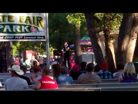 2013 ND State Fair Division Karaoke Competition