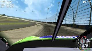 Toca Race Driver 3 - NASCAR - GAMEPLAY - PC