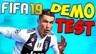 FIFA 19 Demo Test | baastiZockt