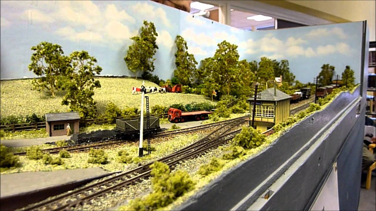 Cucknoe Amp Milverton N Gauge Model Railway Layouts