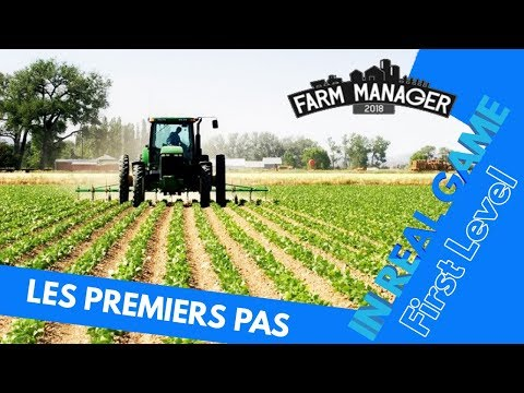FARM MANAGER 2018 - FIRST LEVEL