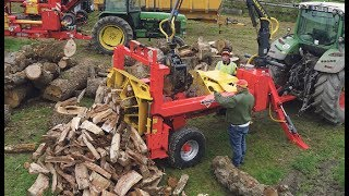The Fastest Wood Processing Machinery. Powerful Machines I've Ever Seen #2