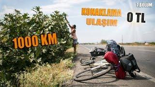 PARASIZ NASIL GEZİLİR - Bisikletle Türkiye Turu #7