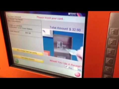 Purchasing New Jersey Transit Tickets