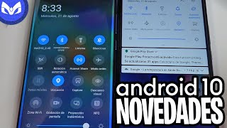 NOVEDADES Android 10 con EMUI10 Huawei P30 Pro