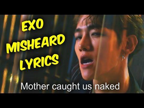 EXO Try Not To Laugh - Misheard Lyrics