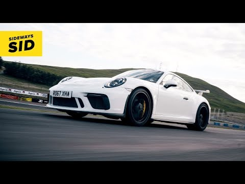 Porsche 911 GT3: The best 911? | Sideways Sid REVIEW