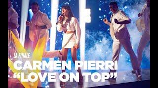 "Carmen Pierri ""Love on Top"" - Finale - The Voice of Italy 2019"