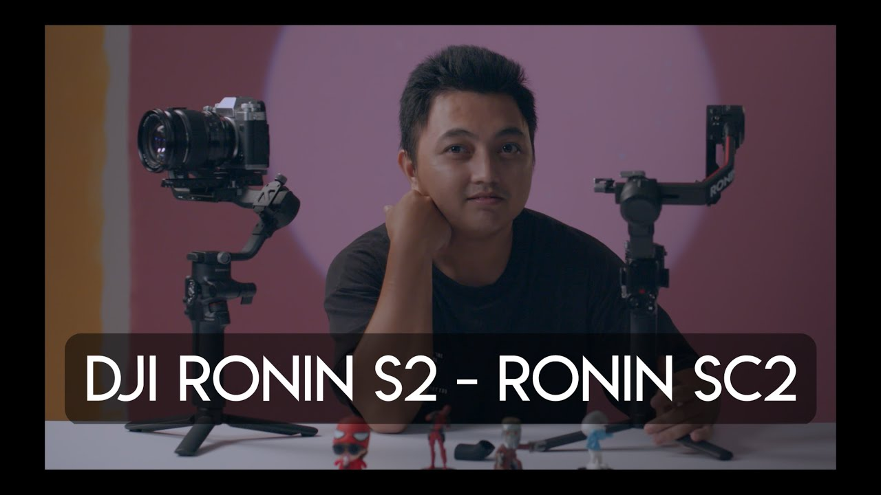 Review thần tốc DJI Ronin S 2 & Ronin SC 2 đầu tiên tại Việt Nam | CIRCLE.PRO