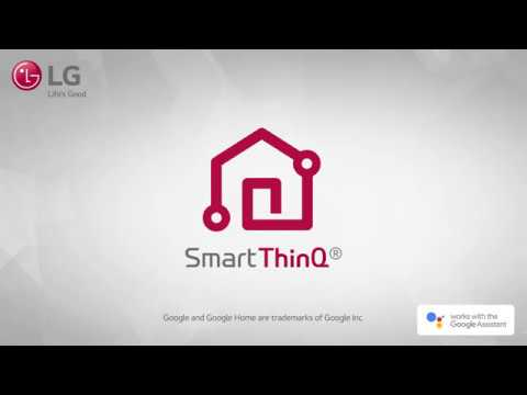 LG SmartThinQ: Vacuum - Remote Start / Google Assistant